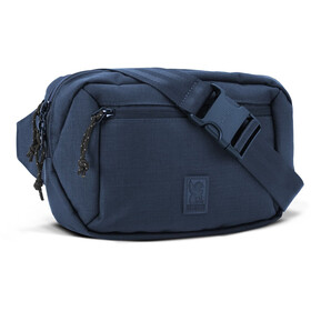 Chrome Ziptop Heup Pack, navy blue tonal